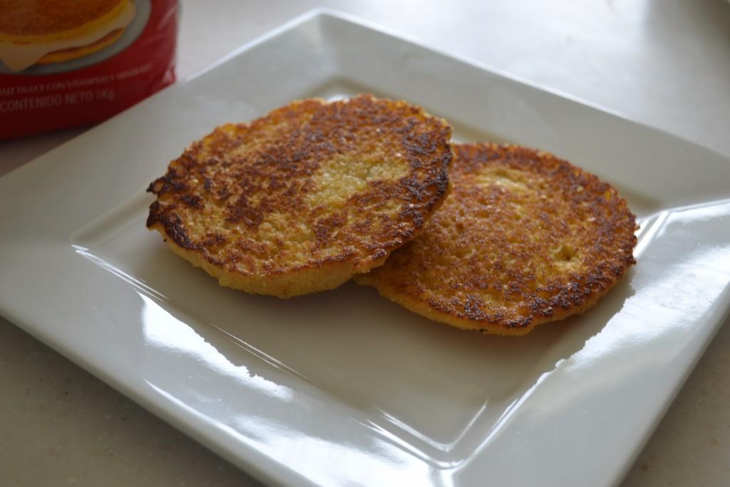 Arepas de Choclo aka  Cachapas