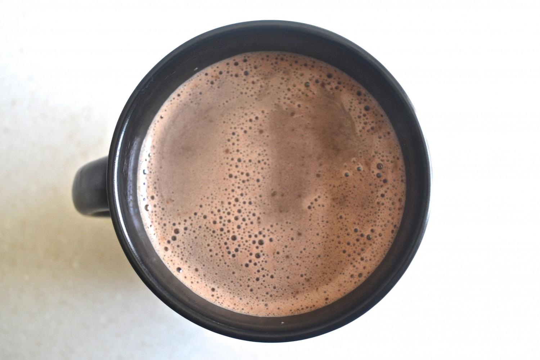 Colombian Hot Chocolate in a mug