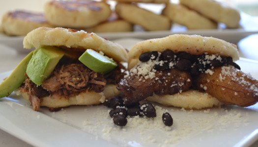 Making Arepas in 10 Easy Steps