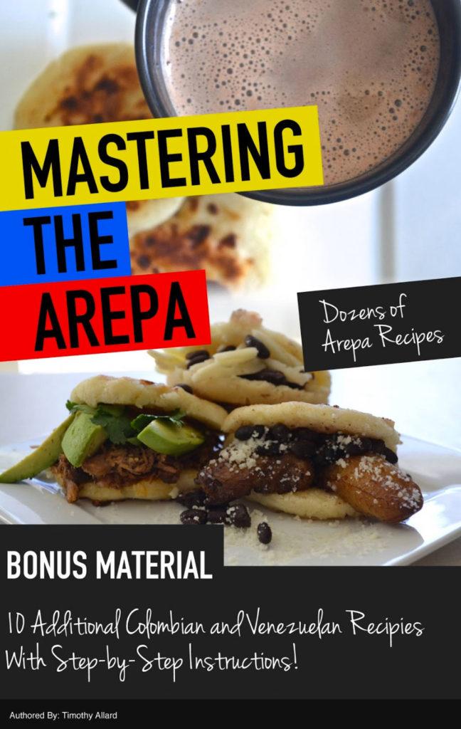 Mastering-The-Arepa-EBook-Arepa-Recipes